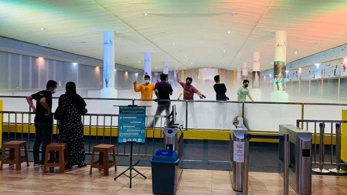 Ice Skating Mal SKA Pekanbaru Tawarkan Berbagai Promo Selama Maret 2021