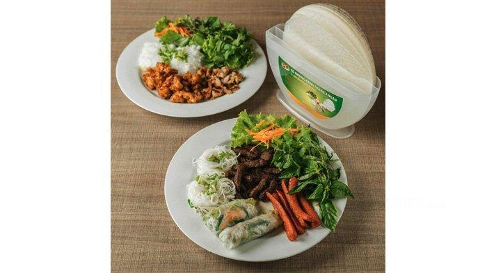Sensasi Menggulung Spring Rolls Sendiri, Khun Aroy Pekanbaru Sajikan Makanan Sehat Khas Vietnam
