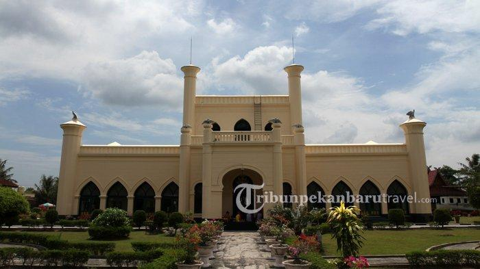Berbulan-bulan Ditutup Untuk Umum Akibat Covid-19, Istana Siak Akan Kembali Dibuka