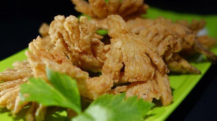 Jamur Crispy di Daleq Mushroom yang Menggugah Selera, Best Seller Rasa Balado dan Black Pepper