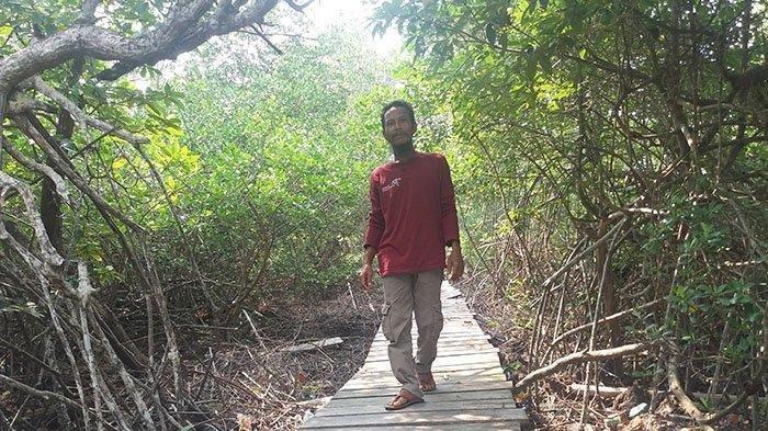 Kisah Junaidi, Selamatkan Kampung Dari Abrasi Hingga Ciptakan Ekowisata Mangrove Sungai Rawa