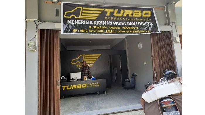 Hanya Rp 10 Ribu, Turbo Express Siap Antar Jemput Paket se-Kota Pekanbaru