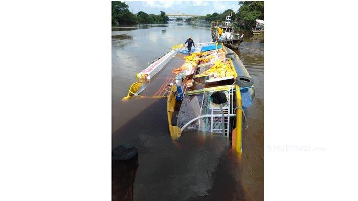 Kapal Quantung Cruise Karam di Sungai Siak, Manajemen Pastikan Kondisi Kapal Baik, Ini Penjelasannya