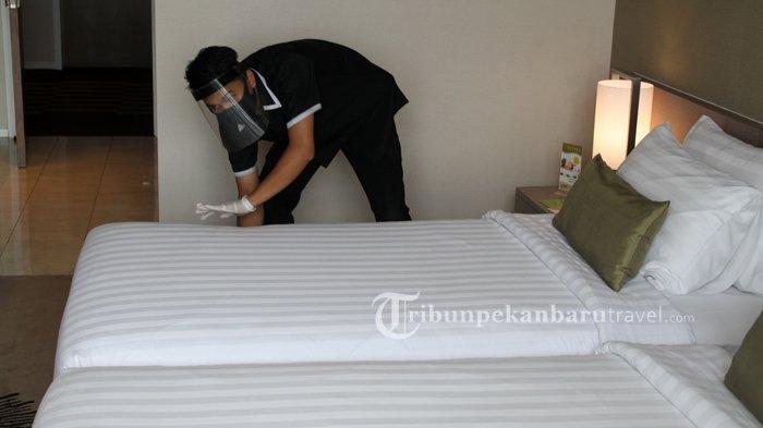 Selama PPKM Level 4, Tingkat Hunian Hotel di Pekanbaru Menurun 30 Persen