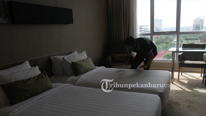 Tingkat Hunian Hotel Berbintang di Pekanbaru Meningkat, Ini Rinciannya