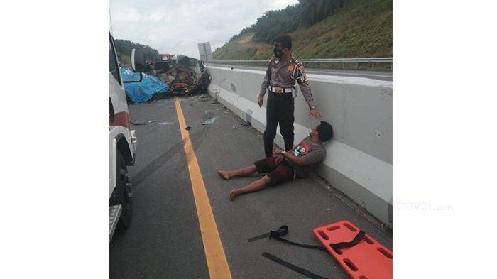 Kecelakaan di Tol Pekanbaru-Dumai Kembali Terjadi, Innova Tabrak Fuso, Lima Orang Tewas di Tempat