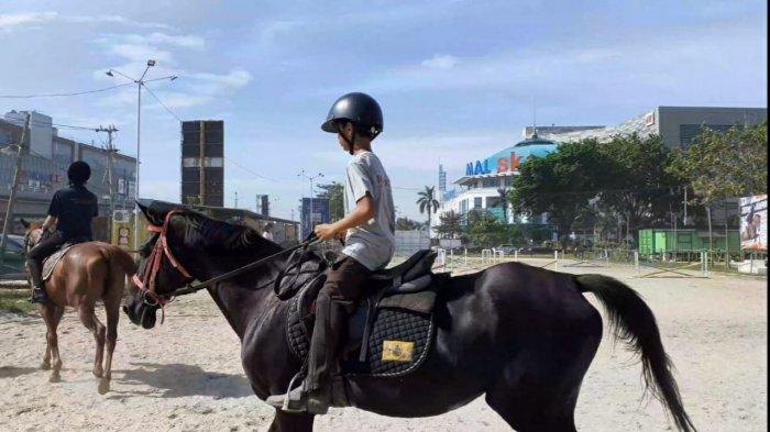 Belajar Berkuda Lewat Kegiatan Ngabubu-ride di Horse Power Tambusai, Aktivitas Seru Jelang Berbuka