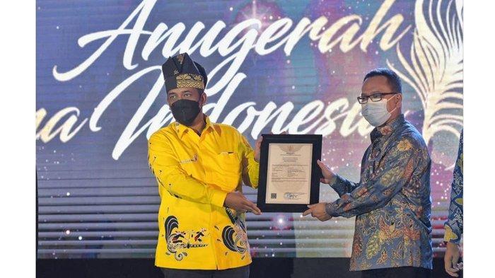 Riau The Homeland of Melayu Jadi Tagline Terpopuler Pertama se-Indonesia pada API 2020