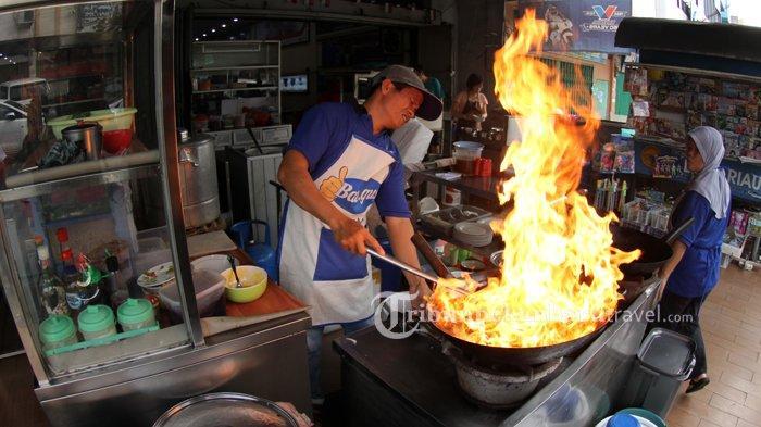 Kedai Kopi Kimteng, Spot Wajib Wisatawan di Pekanbaru