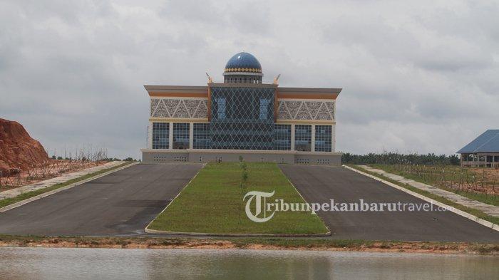 Rencana Pembangunan Monumen Bahasa di Kota Pekanbaru Bergulir Tahun Depan