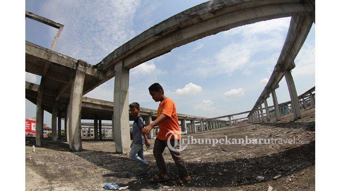 Sah, Pemprov Riau Resmi Serahkan Pasar Cik Puan ke Pemko Pekanbaru