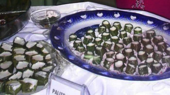 Enaknya Kue Palito Daun, Makanan Khas Kampar yang Pernah Mendapat Rekor Muri