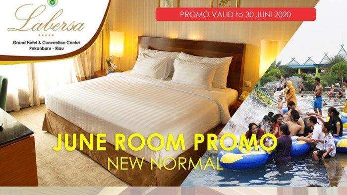 Sambut Era New Normal, Labersa Grand Hotel Berikan Berbagai Promo yang Menggoda