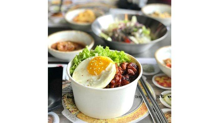 Magal Korean Barbeque House Living World Hadirkan 4 Varian Produk Rice Bowl