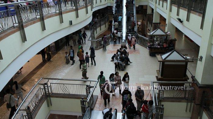 Kunjungan ke Mal Turun Hingga 85 Persen, ini Penjelasan Assosiasi Pengelola Pusat Belanja Riau