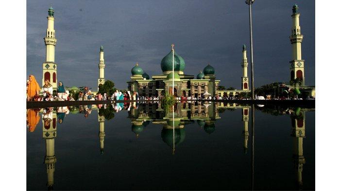 Tahun Ini Pemprov Riau Akan Pugar Masjid Agung An Nur, Disiapkan Menjadi Ikon Wisata Religi