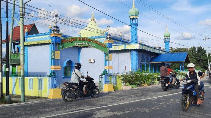 Majid Baiturrahman Syech Umar, Masjid Bersejarah di Dumai, Dibangun 5 Tahun Setelah Kemerdekaan RI