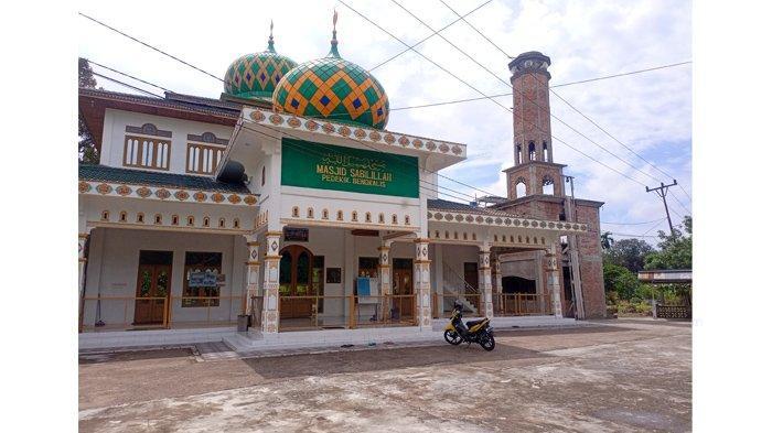 Cerita Masjid Sabilillah, Saksi Bisu Perjuangan Rakyat Bengkalis Saat Agresi Militer Belanda II