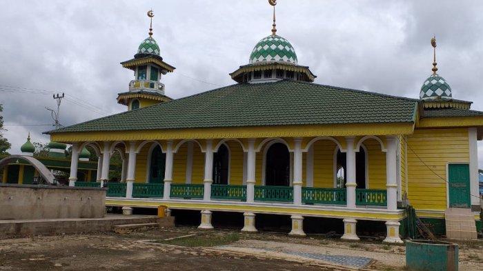Berusia 86 Tahun, Masjid Hibbah Pelalawan Tak Pernah Kebanjiran Meski Permukiman Sekitar Terendam