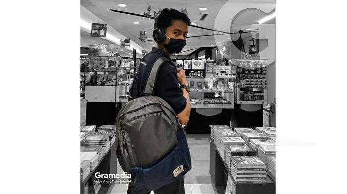 Januari 2021, Gramedia Mal SKA Hadirkan Promo Serbu Untuk Buku Tulis dan Tas