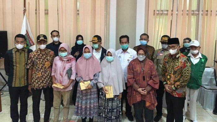Balai Anak Rumbai Beri Dukungan Psikososial bagi Keluarga Korban Bencana Longsor di Solok Selatan