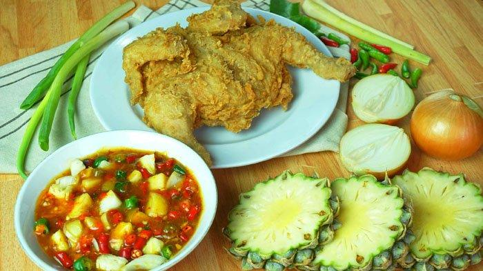 Restoran Dubay Pekanbaru Sajikan Beragam Pilihan Sambal Nusantara, Dijamin Bikin Nambah Nafsu Makan
