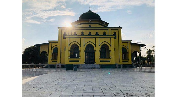 Masjid Syahabuddin, Saksi Bisu Kerajaan Melayu Islam di Siak, Dibangun di Era Sultan Syarif Kasim II