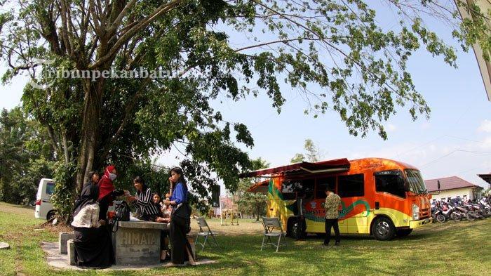 Beroperasi Kembali, Ini Jadwal Samsat Keliling di Pekanbaru