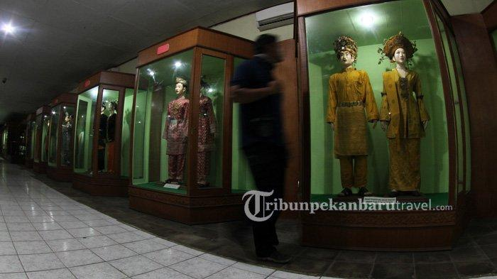 Museum Daerah Sang Nila Utama , Pekanbaru, Riau
