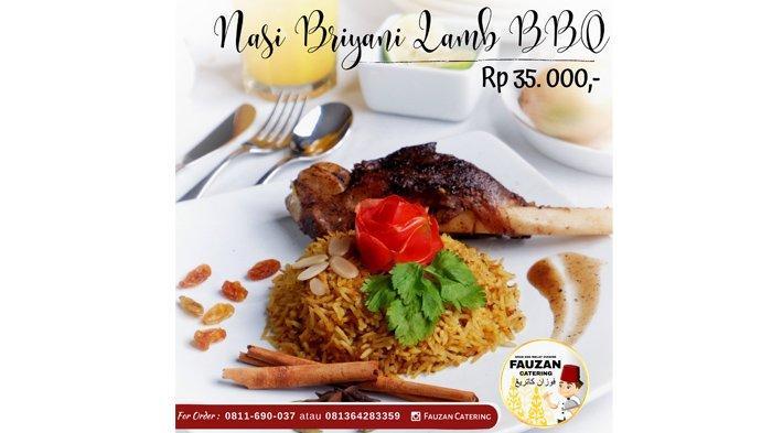 Kuliner Khas Arab dan Melayu Ala Fauzan Catering, Gunakan Rempah Impor Terbaik Dari Negara Asalnya