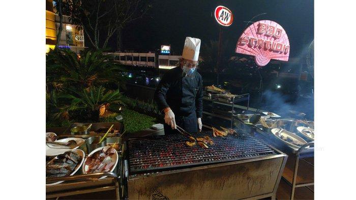 All You Can Eat di Novotel Pekanbaru, Nikmati BBQ Seafood dan Daging Berkualitas Hanya Rp 150 Ribu