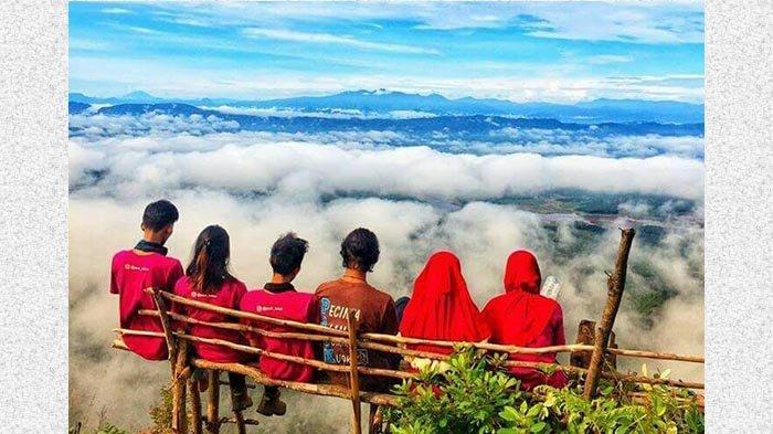 Jadi Kampung Wisata Pertama di Rohul, Koto Ranah Sajikan Tradisi Unik dan Puncak yang Indah