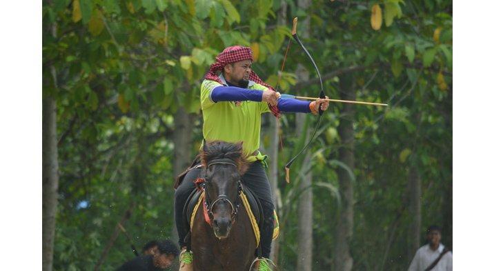 Ngabuburit Unik dengan Belajar Berkuda di Horse Power Tambusai, Mulai Hari Pertama Ramadan