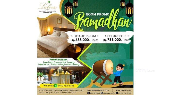 Menginap di Labersa Grand Hotel Gratis Berbuka di Kampung Bedug