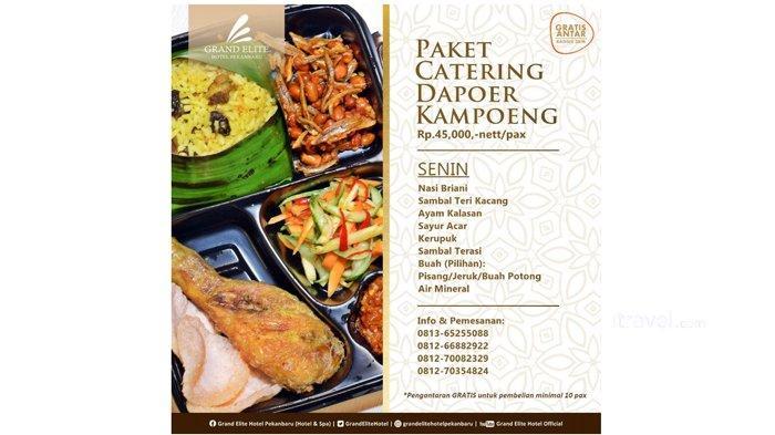 Pepito Restaurant Sediakan Paket Catering Rp 45 Ribu Per Pax