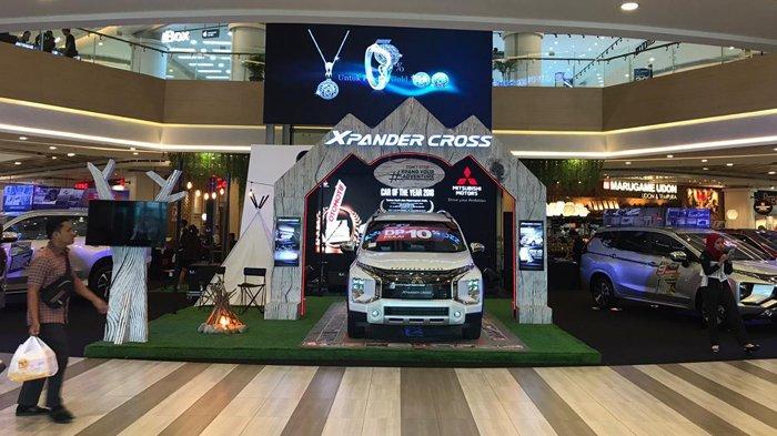 Hanya Dalam Empat Hari, Gelaran Mitsubishi Motors Auto Show di Living World Bukukan 237 SPK