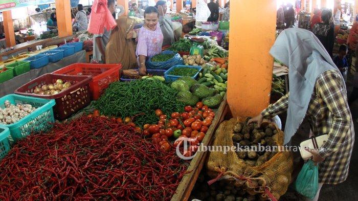 Disperindag Riau Buka Pasar Online, Belanja Sembako Cukup Dari Rumah Saja