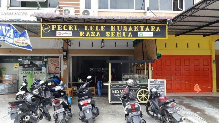 Berkonsep Pejabat Harga Merakyat, Pecel Lele Nusantara Pekanbaru Sajikan Sambal dari Cabai Pilihan
