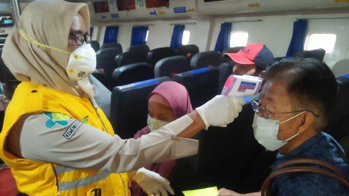 Bersiap Terima TKI dari LN, Pemprov Riau Minta Kemenkes Siapkan Alat Tes PCR di Lokasi Karantina