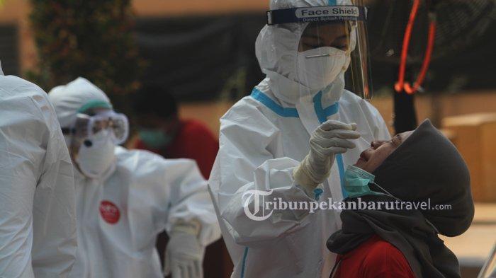 Antisipasi Praktik Penyalahgunaan Alat Antigen Bekas, Satgas Covid-19 Riau Akan Lakukan Sidak