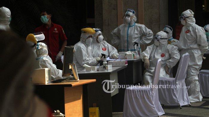 Tunggu Kiriman Dari Pemerintah Pusat, Pemprov Riau Dapat Jatah 4 Juta Vaksin Covid-19