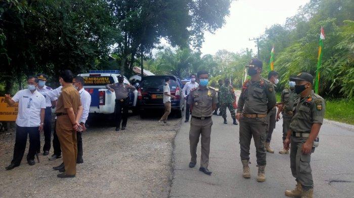 4 Pos di Riau Masih Melakukan Kegiatan Penyekatan Kendaraan Hingga 31 Mei, Ini Lokasinya