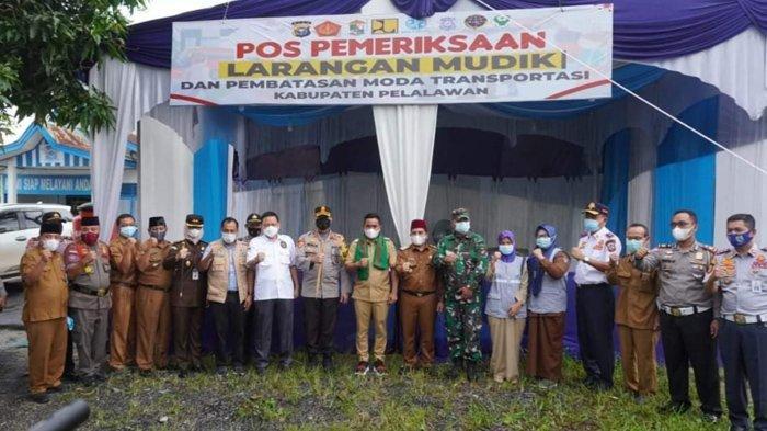 Pos Penyekatan Aktif, Begini Nasib Para Pegawai Pelalawan yang Tinggal di Pekanbaru