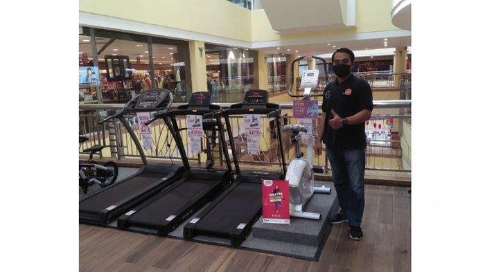 Gramedia Mal Ska Hadirkan Promo Diskon Up To 40 Persen Untuk Produk Treadmill