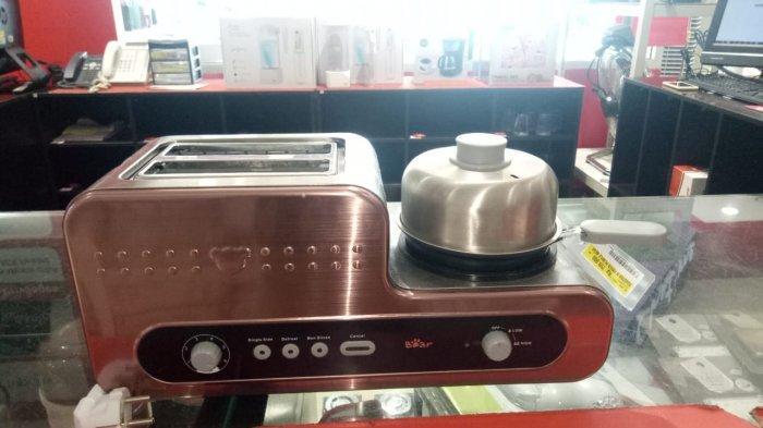 Praktis, Alat Pemanggang Roti Ini Bisa Digunakan untuk Berbagai Keperluan Memasak