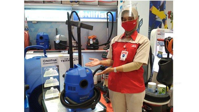 Praktis, Vacum Nilfisk Bisa Dimanfaatkan untuk Bersihkan Debu Basah dan Kering