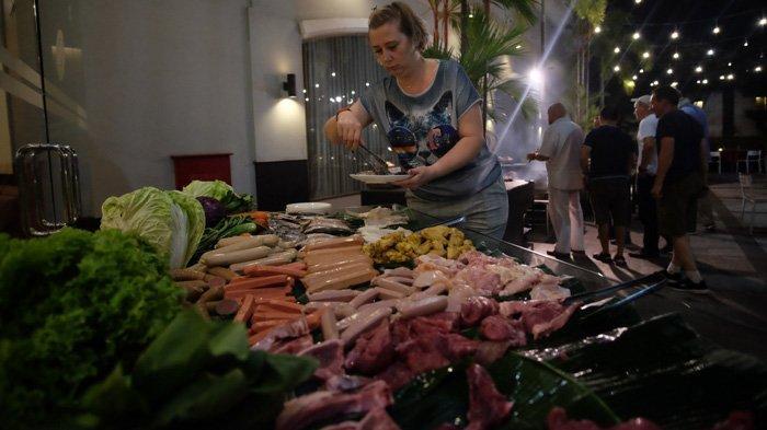 Sajian Carnivore All You Can Eat Barbeque di Jatra Sepuasnya, Hanya Rp150 Ribu