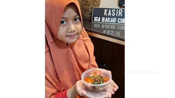Enaknya Soto Sulung di Restoran Iga Bakar Cobek Pekanbaru, Kuahnya Segar, Bening Tanpa Santan