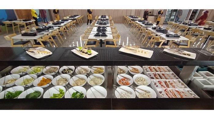 Nikmatnya Barbeque-an di Kashimura Japanese Shabu & BBQ Pekanbaru, Pecinta Kuliner Jepang Wajib Coba