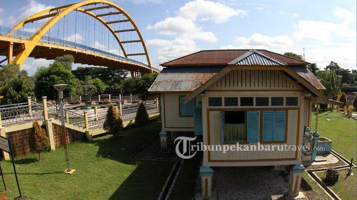 FOTO : Situs Cagar Budaya Rumah Singgah Tuan Kadi, Tempat Beristirahatnya Sultan Siak di Senapelan - rumah-singgah-tuan-kadi5.jpg